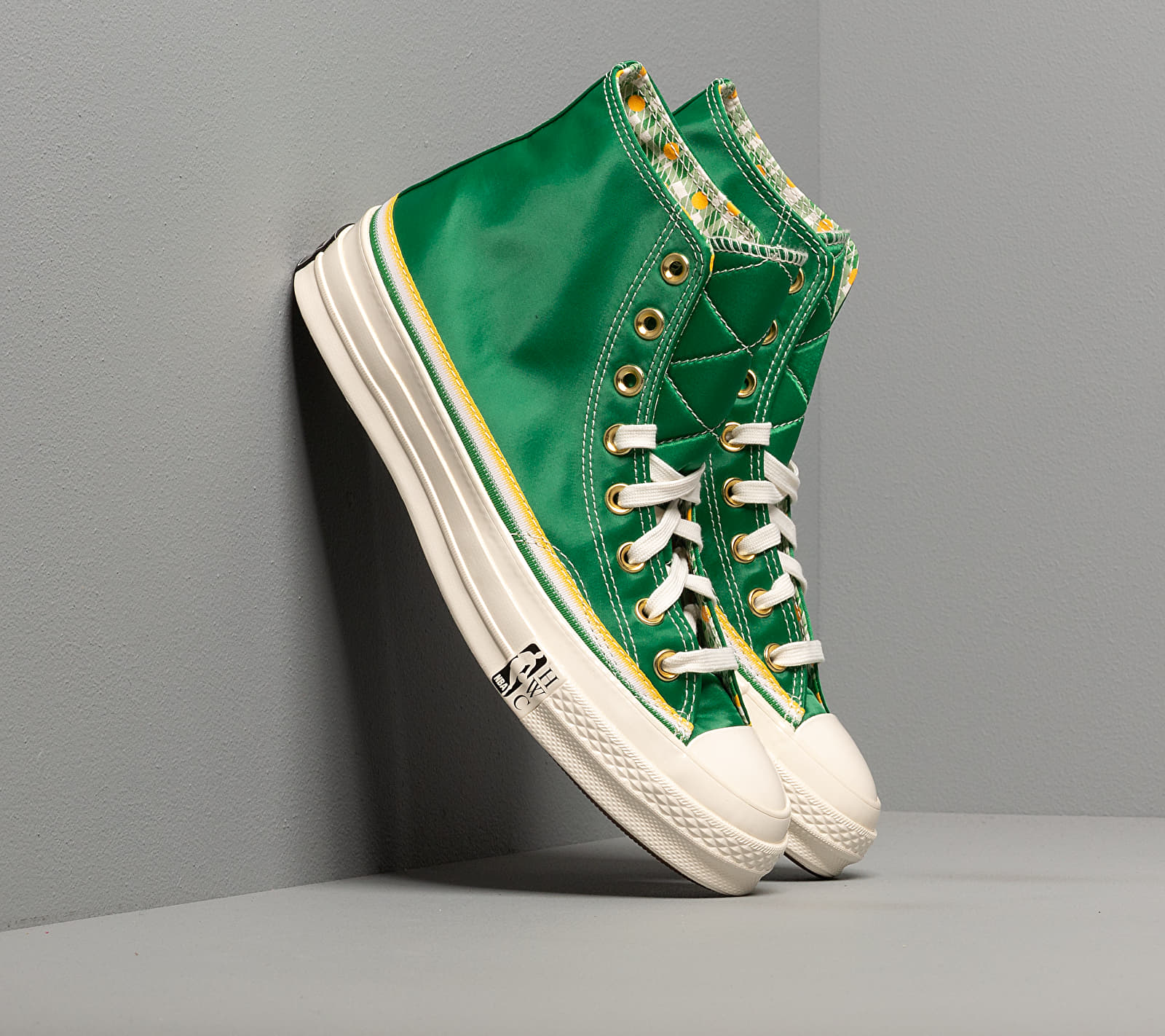 Converse Chuck 70 Green/ Yellow 167060C