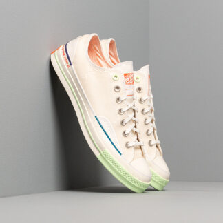 Converse x Pigalle Chuck 70 OX White/ Vast Grey/ Barely Volt 165748C