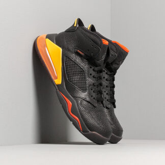 Jordan Mars 270 Black/ Black-Team Orange-Amarillo CD7070-009