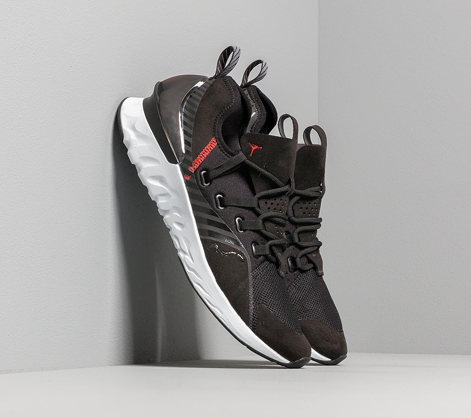 Jordan React Havoc Se Jsp Black/ Challenge Red-Pure Platinum CK2772-001