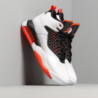 Jordan Maxin 200 White/ Team Orange-Black CD6107-108