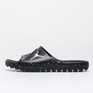 Jordan Super.Fly Team Slide Black/ White-White 716985-031