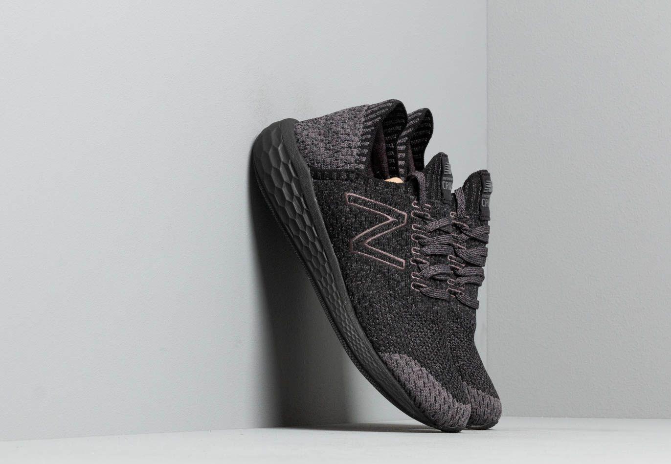 New Balance Cruz Black/ Grey WCRZSSM2