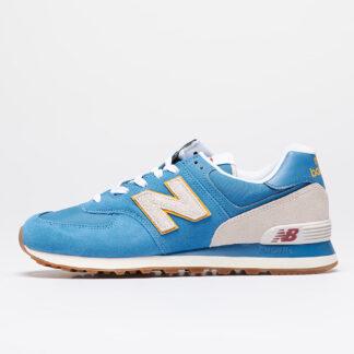 New Balance 574 Blue/ Beige ML574SCA