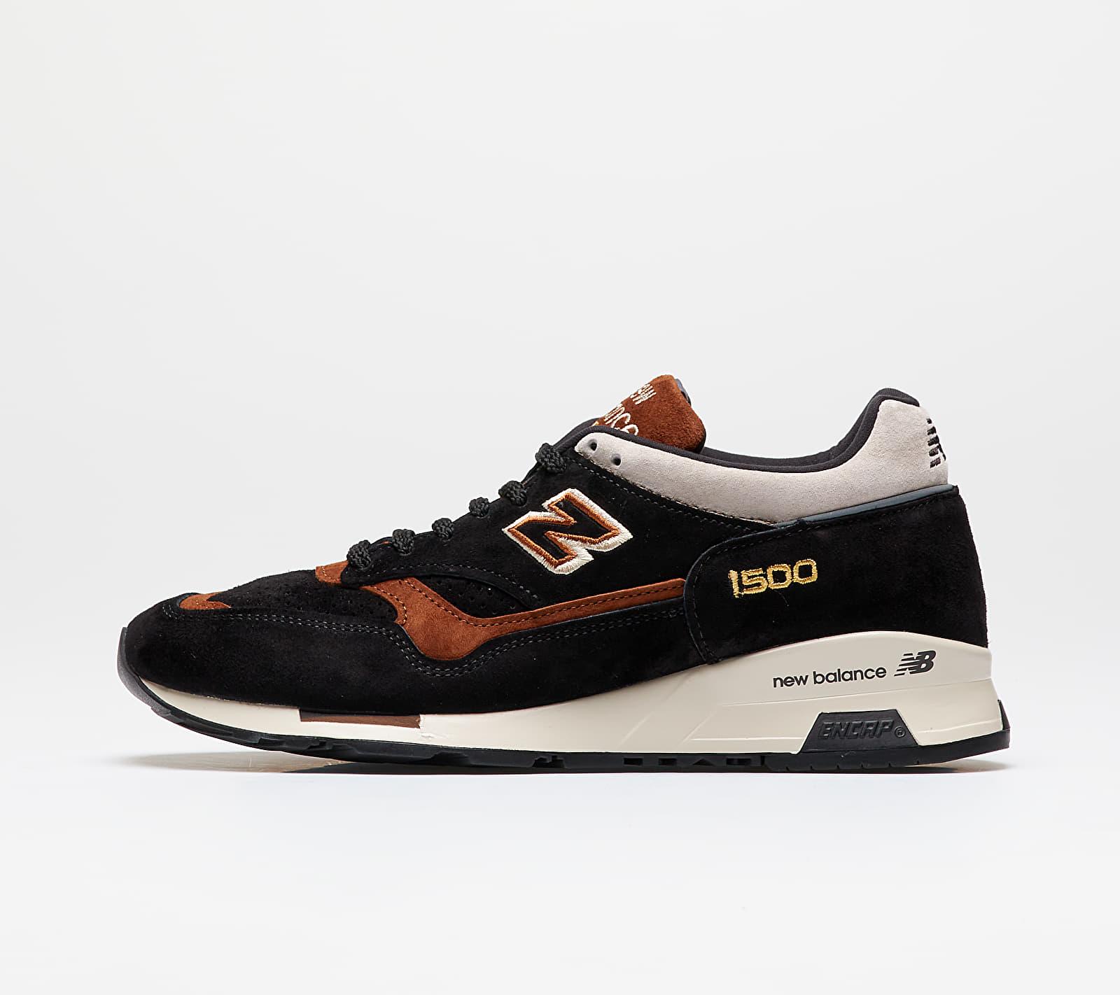 New Balance 1500 Black/ Brown M1500YOR