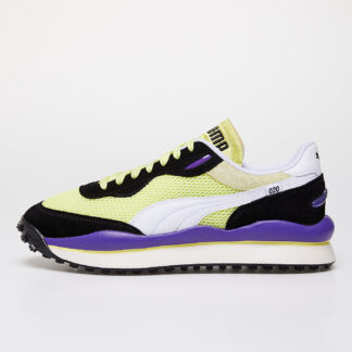 Puma Style Rider Stream On Sunny Lime-Puma Black 37152705
