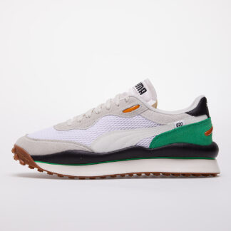 Puma Style Rider Stream On Puma White-Vaporous Gray 37152702