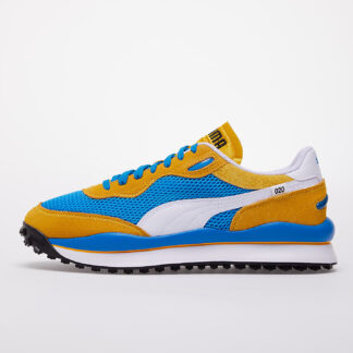 Puma Style Rider Stream On Plat Blue-Spectra 37152703