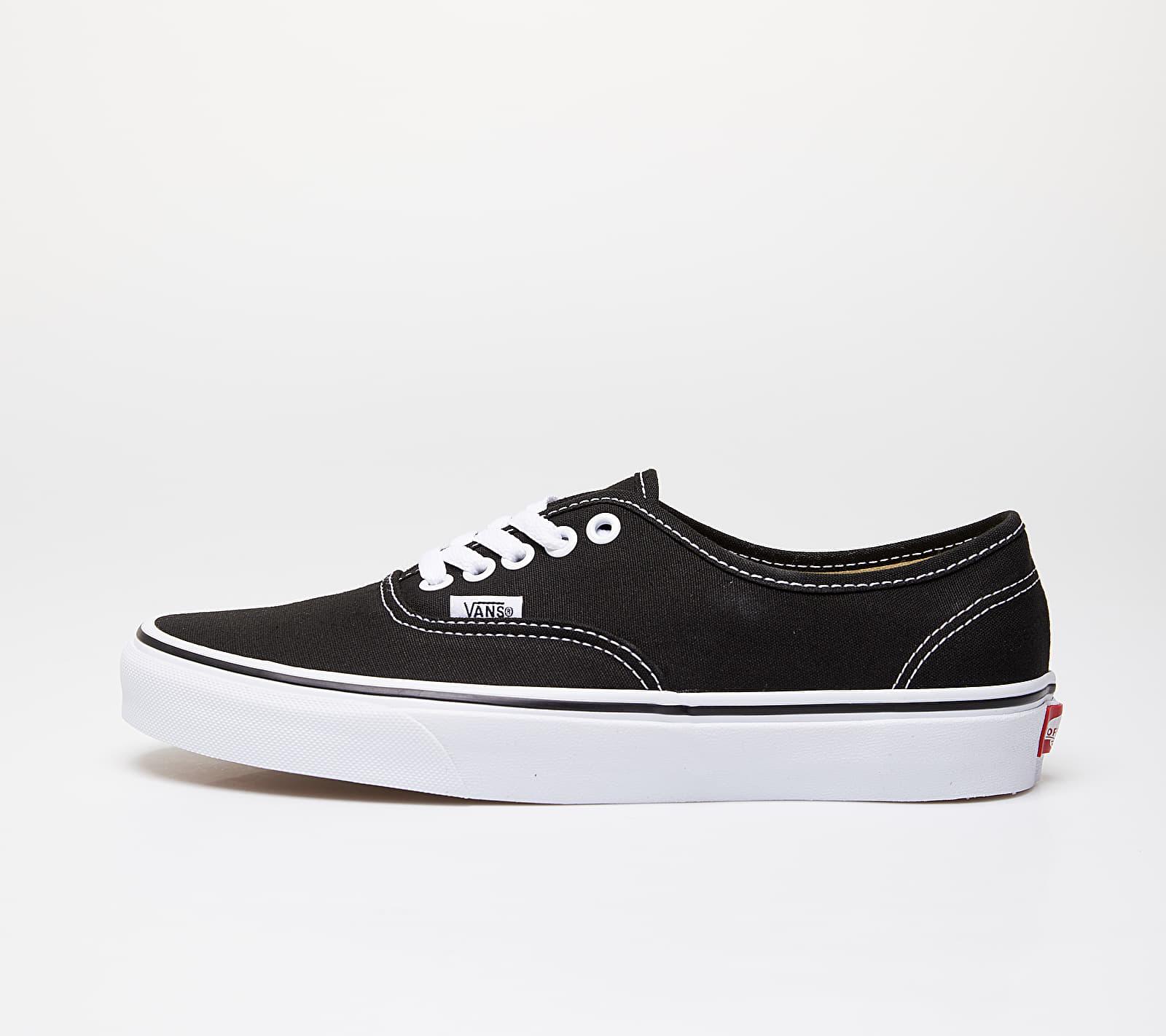 Vans Authentic Black/ True White VN000EE3BLK1