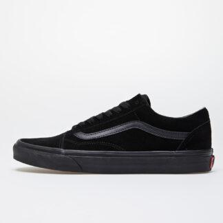 Vans Old Skool (Suede) Black/ Black/ Black VN0A38G1NRI1