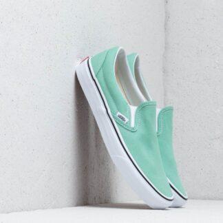 Vans Classic Slip-On Neptune Green/ True White VN0A38F7VMX1