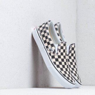 Vans Classic Slip-On (Blur Check) Black/ Classic VN0A38F7VJM1