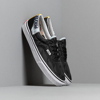Vans Era (Mixed Quilting) Black/ True White VN0A38FRVP61