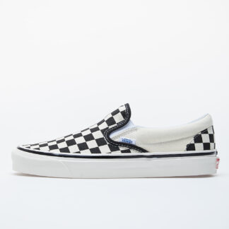 Vans Classic Slip-On 98 DX (Anaheim Factory) Checkerboard VN0A3JEXPU11