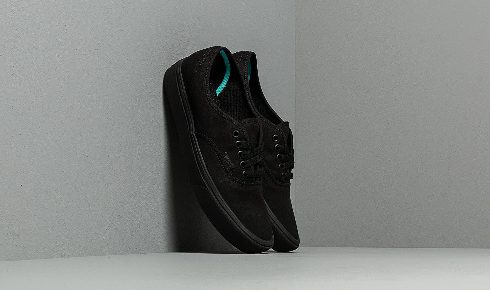 Vans ComfyCush Authentic (Classic) Black/ Black VN0A3WM7VND1