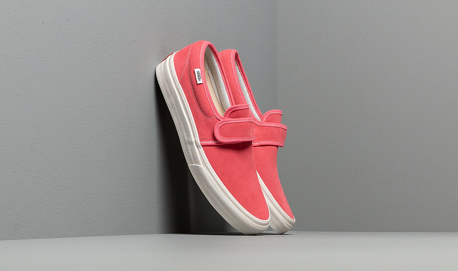Vans Slip-On 47 V (Suede) Strawberry Pink/ B VN0A3WM4VSZ1