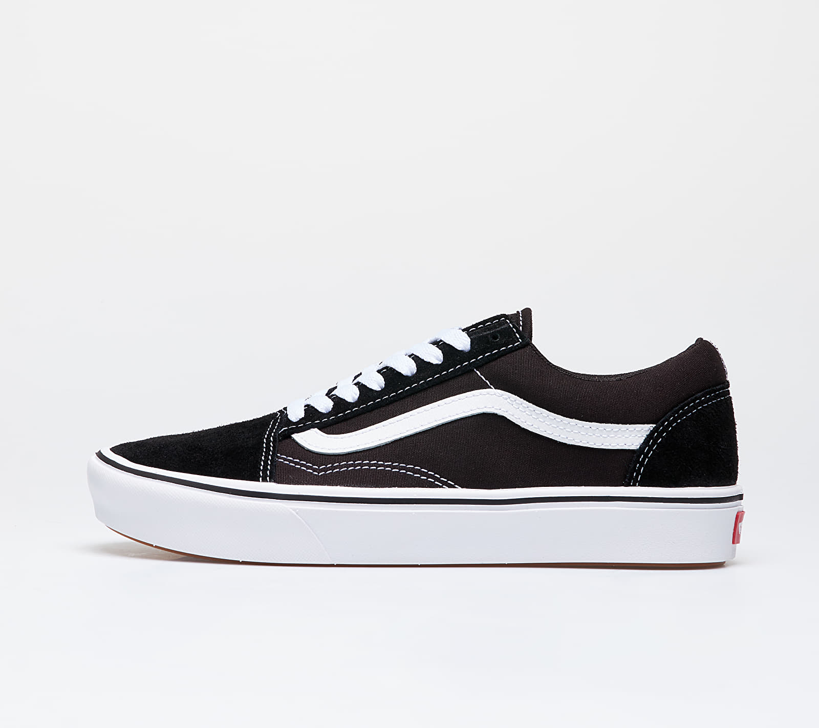 Vans ComfyCush Old Skool (Classic) Black/ True White VN0A3WMAVNE1