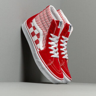 Vans SK8-Hi (Mix Checker) Chili Pepper VN0A38GEVK51