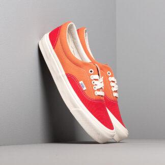Vans OG Era LX (Canvas) Racing Red/ Orange VN0A4BVAVYV1