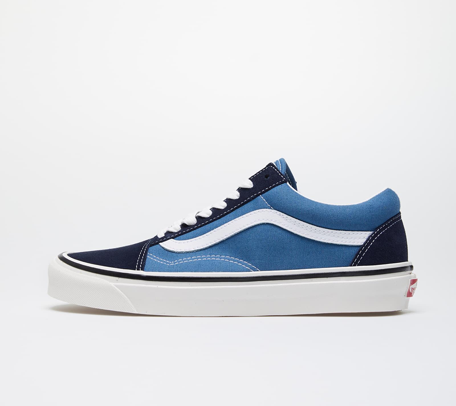 Vans Old Skool 36 Dx (Anaheim Factory) Dark Blues/ Og VN0A38G2SU01