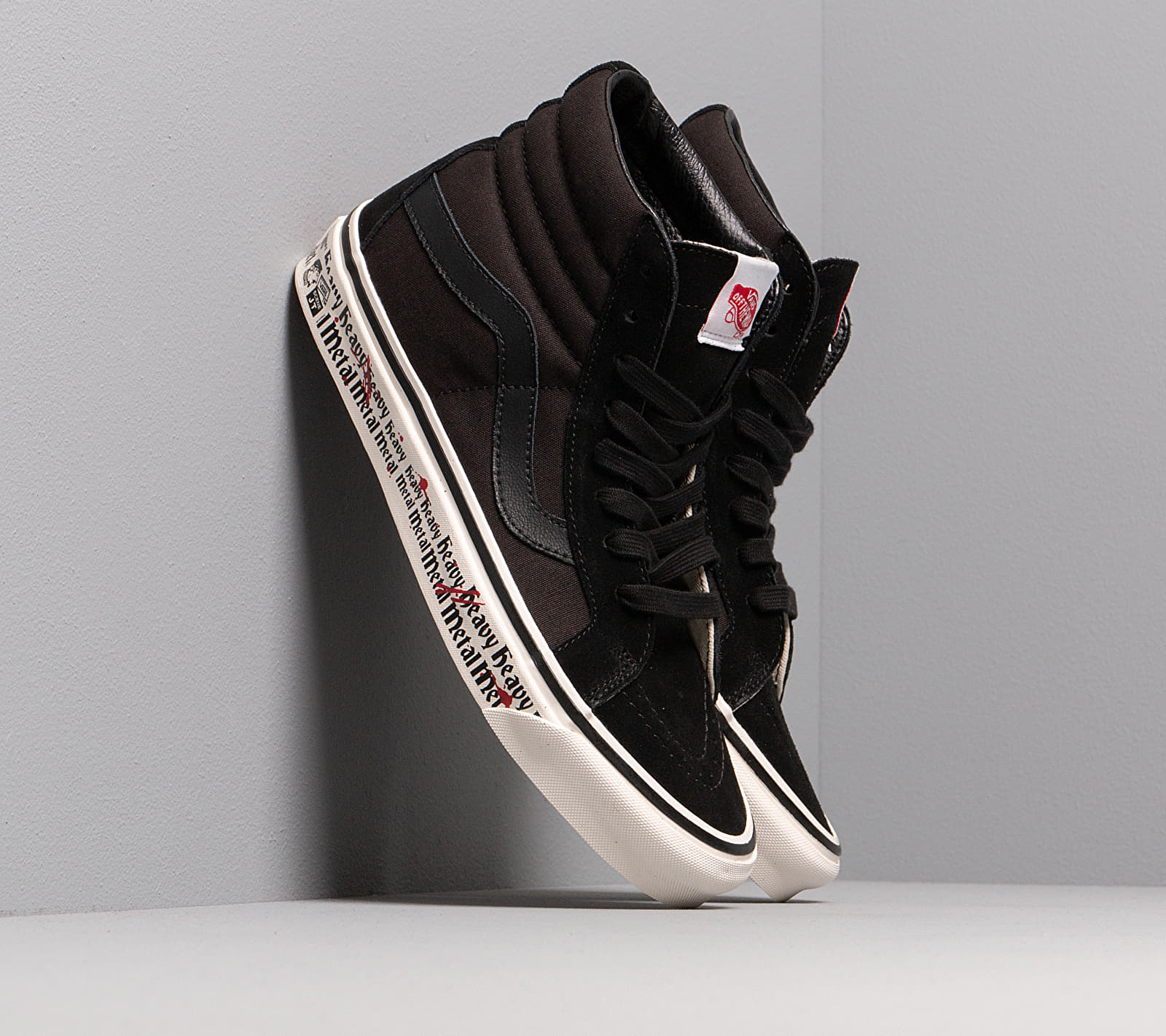 Vans Sk8-Hi 38 Dx (Anaheim Factory) Heavy Metal Tape/ Og Black VN0A38GFTIO1