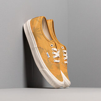 Vans OG Authentic LX (Canvas/ Island Leaf) Narcissus/ Gold VN0A4BV9VYQ1