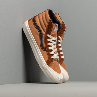 Vans OG Style 138 LX (Suede/ Canvas) Coffee Bean/ Multi VN0A45KDVZF1