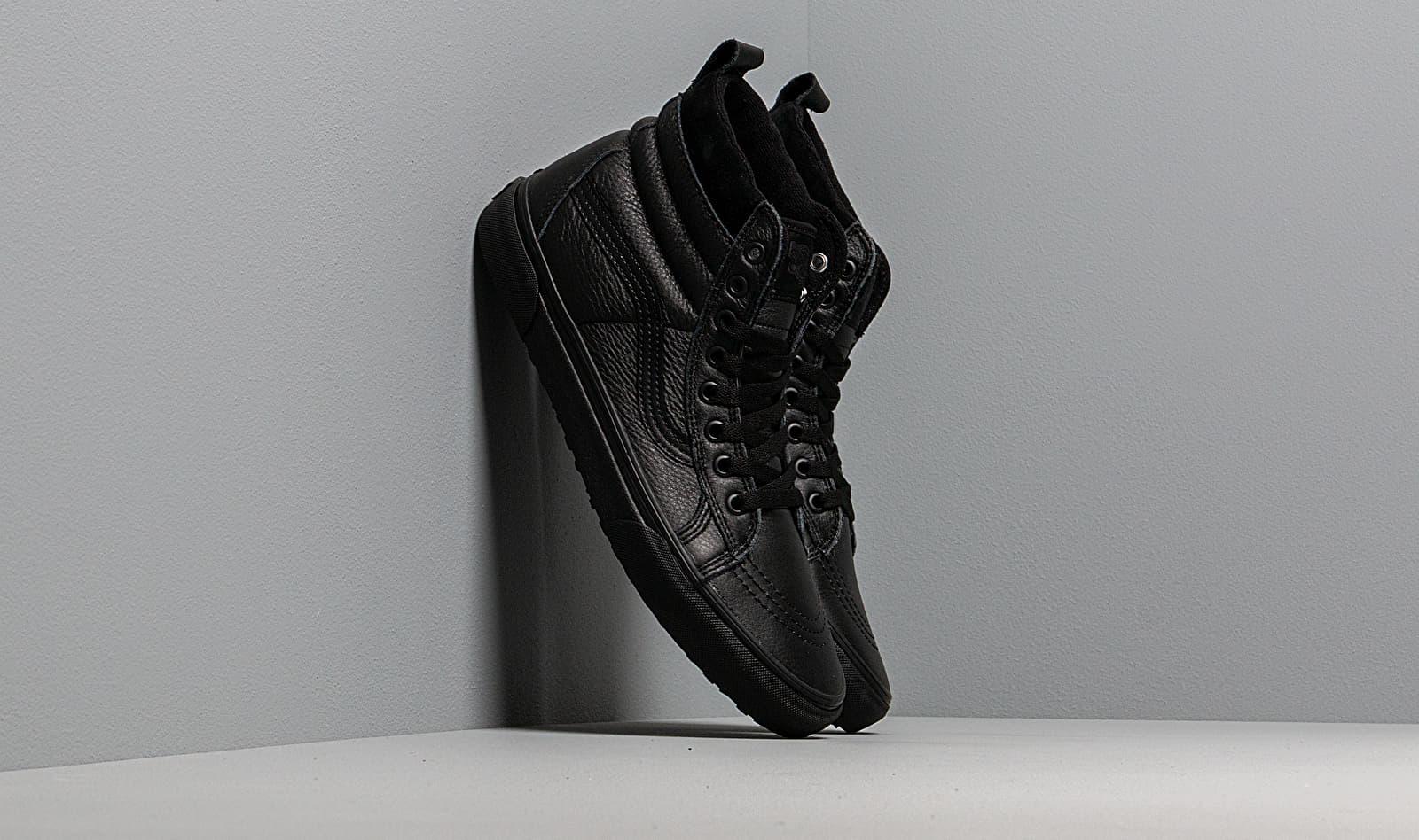 Vans SK8-Hi MTE (MTE) Leather/ Black VN0A4BV7XKN1