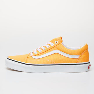 Vans Old Skool (Neon) Blazing Orange/ True White VN0A4U3BWT41
