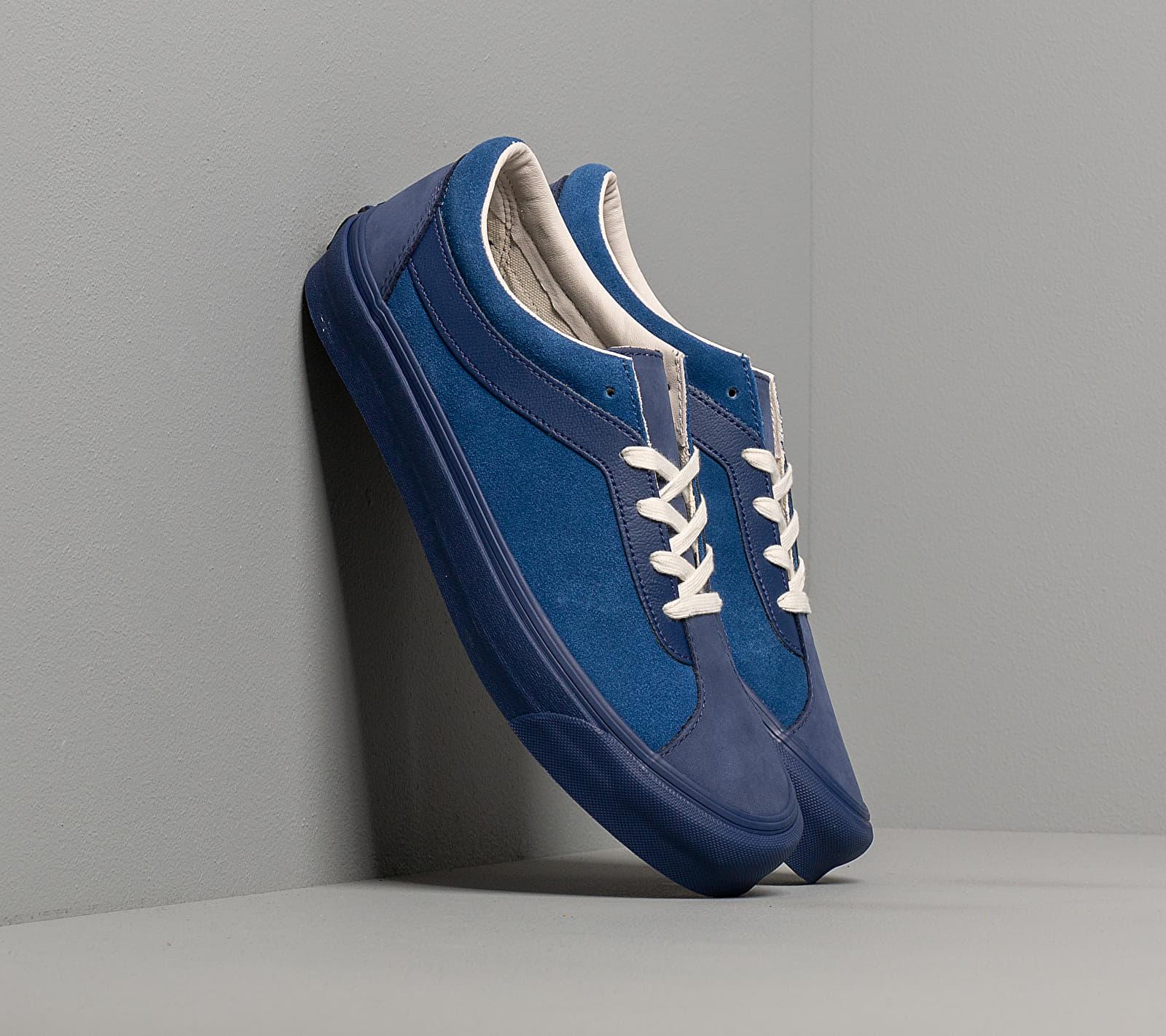 Vans Bold Ni LX (Nubuck/ Suede) Blue VN0A4U4900N1