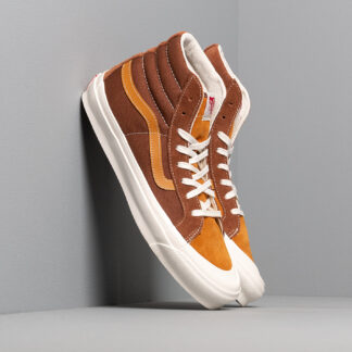 Vans OG Style 138 LX (Suede) Dachshund/ Brown VN0A45KDXEH1