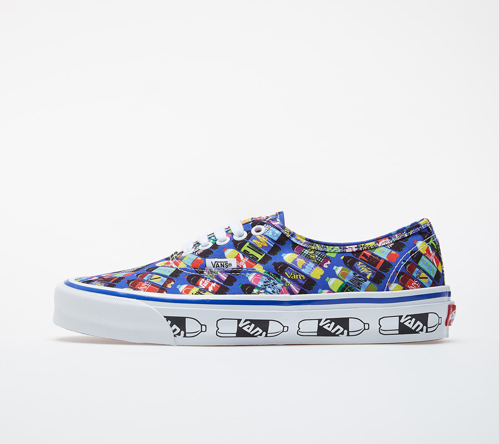 Vans x Fergus Purcell OG Authentic LX (Fergadelic) Cornship Drink VN0A4BV90631