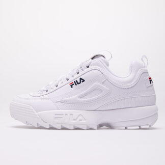 FILA Disruptor Low Wmn White 1010302.1FG