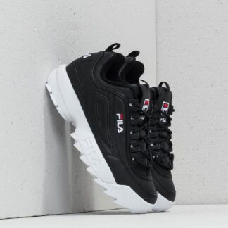 FILA Disruptor Low Wmn Black 1010302.25Y