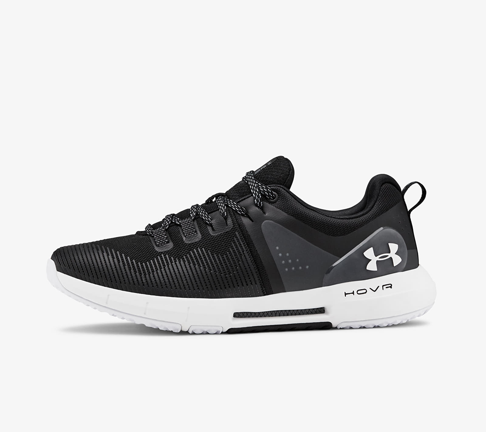 Under Armour W HOVR Rise Black/ White/ White 3022208-002
