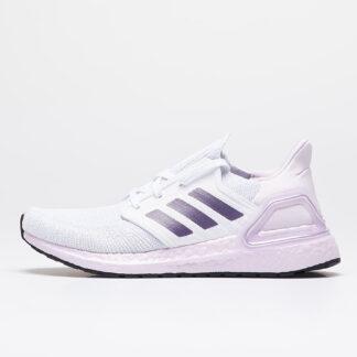 adidas UltraBOOST 20 W Ftw White/ Tech Purple/ Purple Tint EG0762