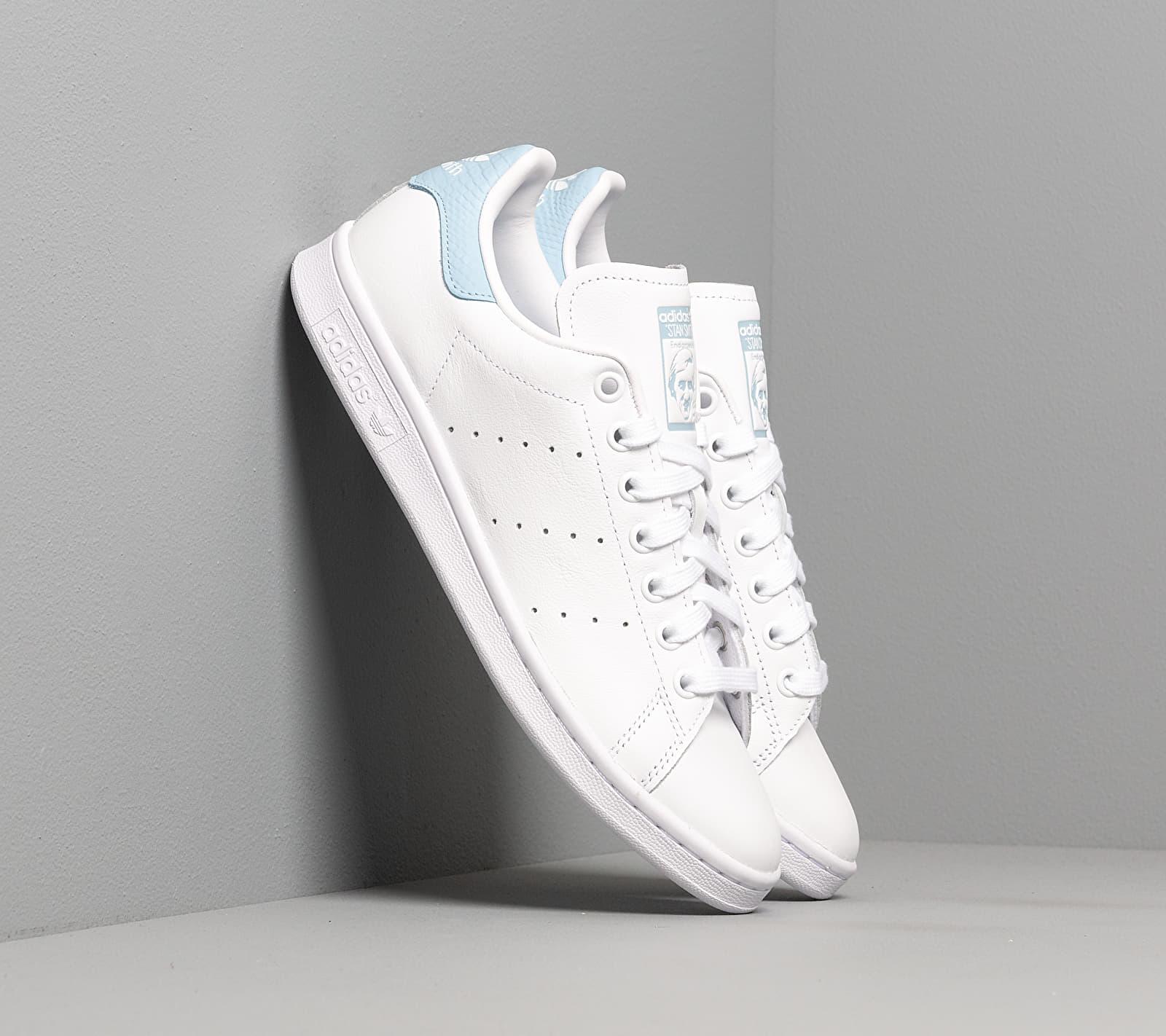 adidas Stan Smith W Ftw White/ Ftw White/ Clear Sky EF6877