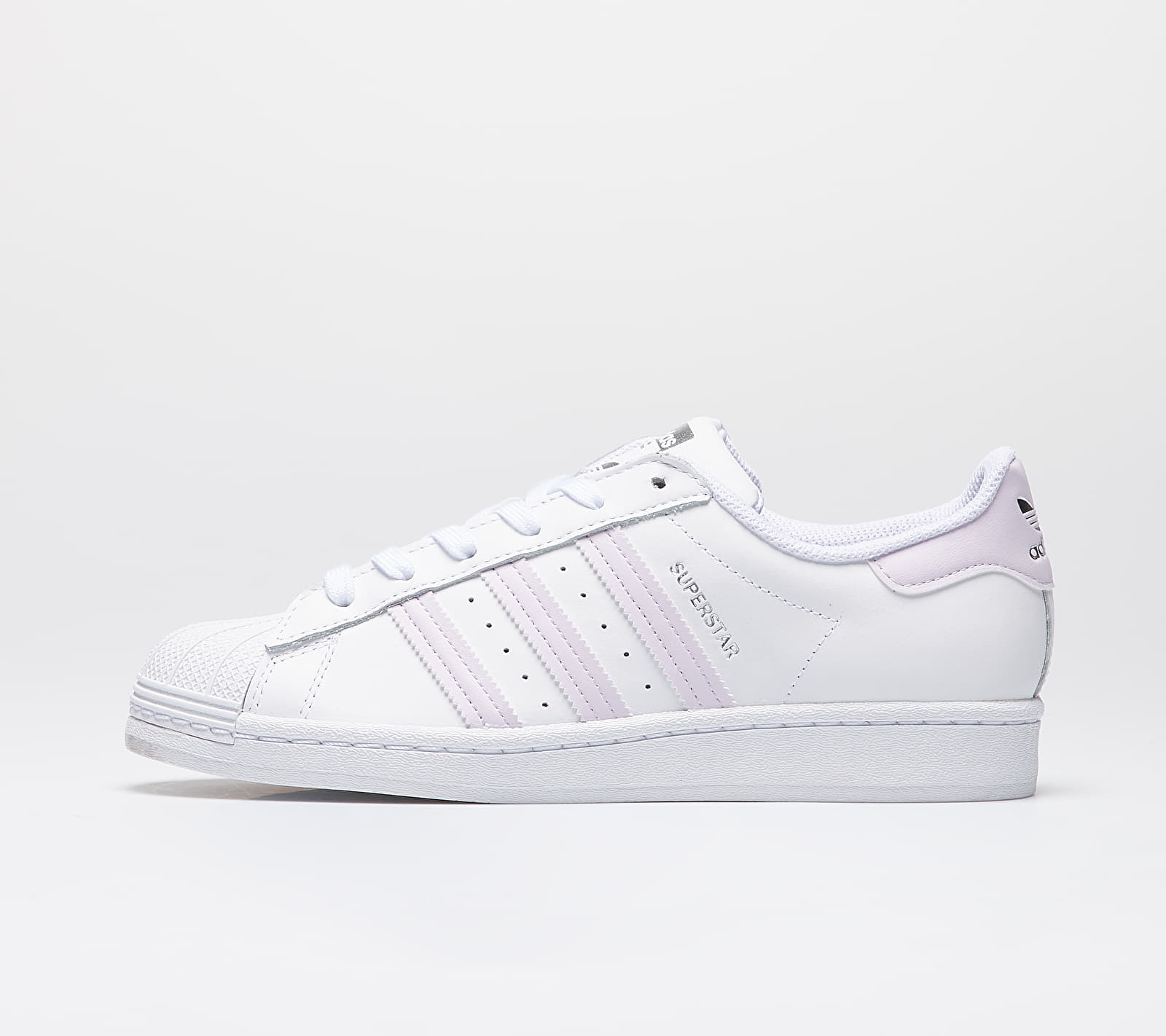 adidas Superstar W Ftw White/ Purple Tint/ Silver Metalic FV3374
