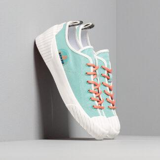 Kenzo Volkano Low Top Sneakers Aqua 2SN163 F54 60
