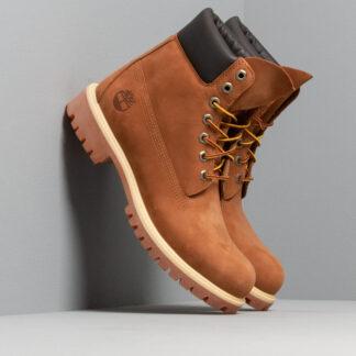 Timberland Waterproof 6-Inch Premium Boot Rust Orange TB072066827