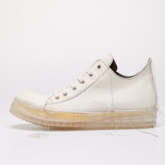 Rick Owens No Cap Low Sneakers Milk RU19S2881 LHU