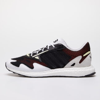 Y-3 Rhisu Run Black/ Ftw White/ Yellow Tint FU9180