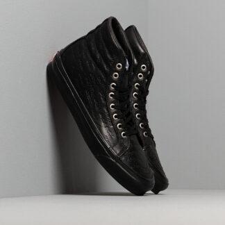 Vans OG Sk8-Hi LX (Jim Goldberg) Black Leather VN0A4BVB00V1