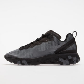 Nike React Element 55 SE Black/ Dark Grey CI3831-001