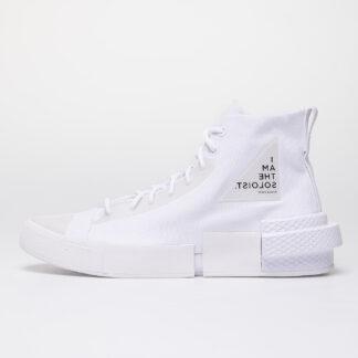 Converse x The Soloist All Star Disrupt CX Hi White/ White/ White 168214C