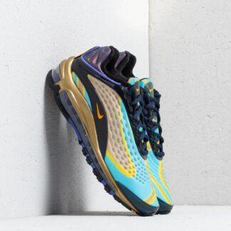 Nike Wmns Air Max Deluxe Midnight Navy/ Laser Orange AQ1272-400