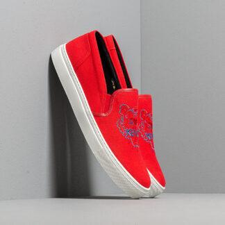 KENZO K-Skate Sneakers Medium Red 5SN100 F70 21