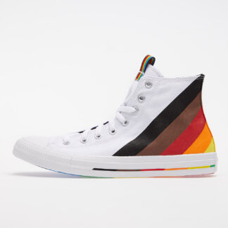 Converse Chuck Taylor All Star White/ Red 167758C