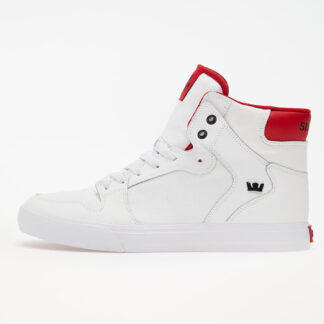 Supra Vaider White/ Red-White 08044-148-M