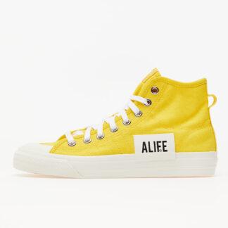 adidas Consortium x ALIFE Nizza Hi Wonder Glow/ Off White/ Off White FX2619